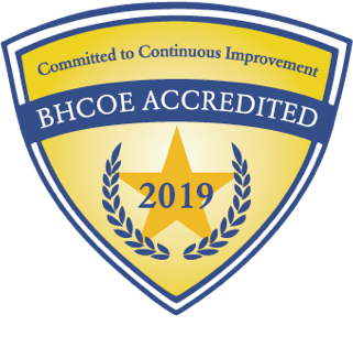 BHCOE Shield